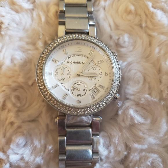 5e964b66ded8 Michael Kors Jewelry | Mk Watch | Poshmark